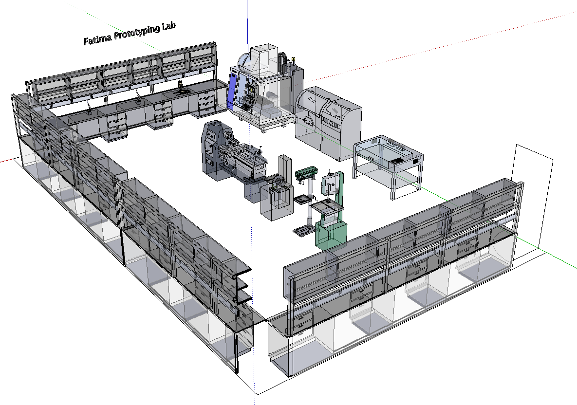 Machine Shop Layout Dustinli